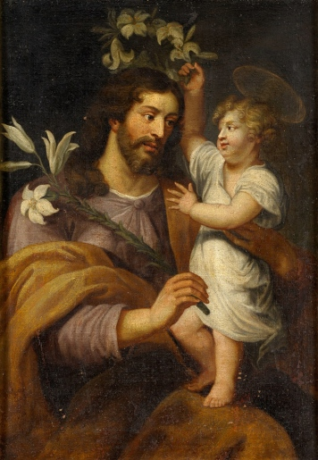 St. Joseph & Infant Jesus