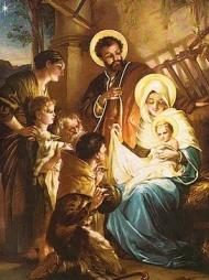 Virgin Mary & St Joseph